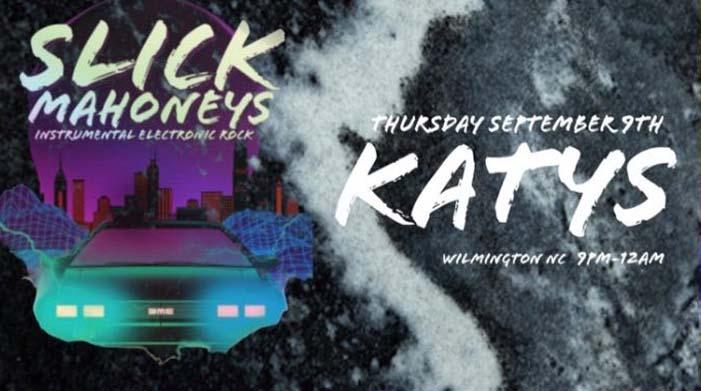 Slick Mahoneys Thursday Night 8 pm!